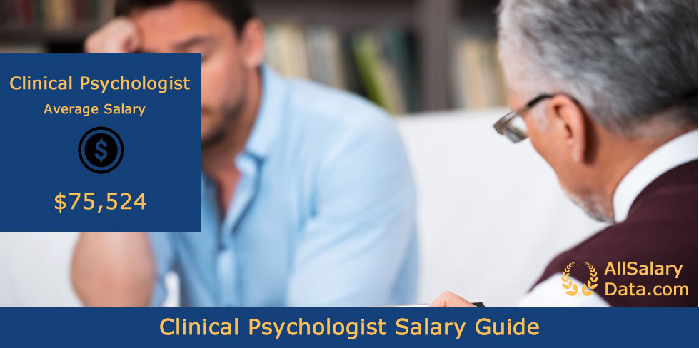 Clinical Psychologist Salary Guide